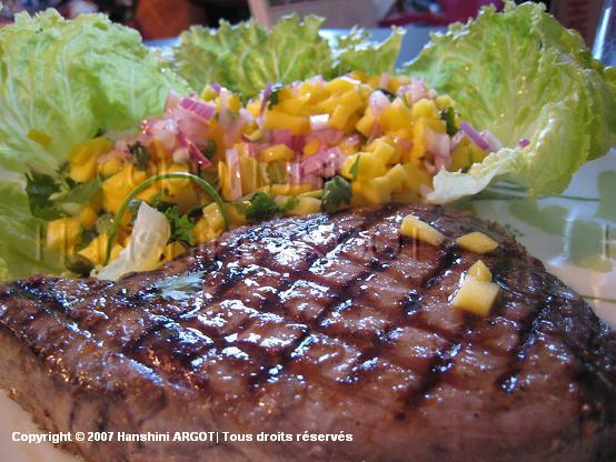 CARNET DE RECETTES MAURICIENNES - Cuisiner du thon rouge